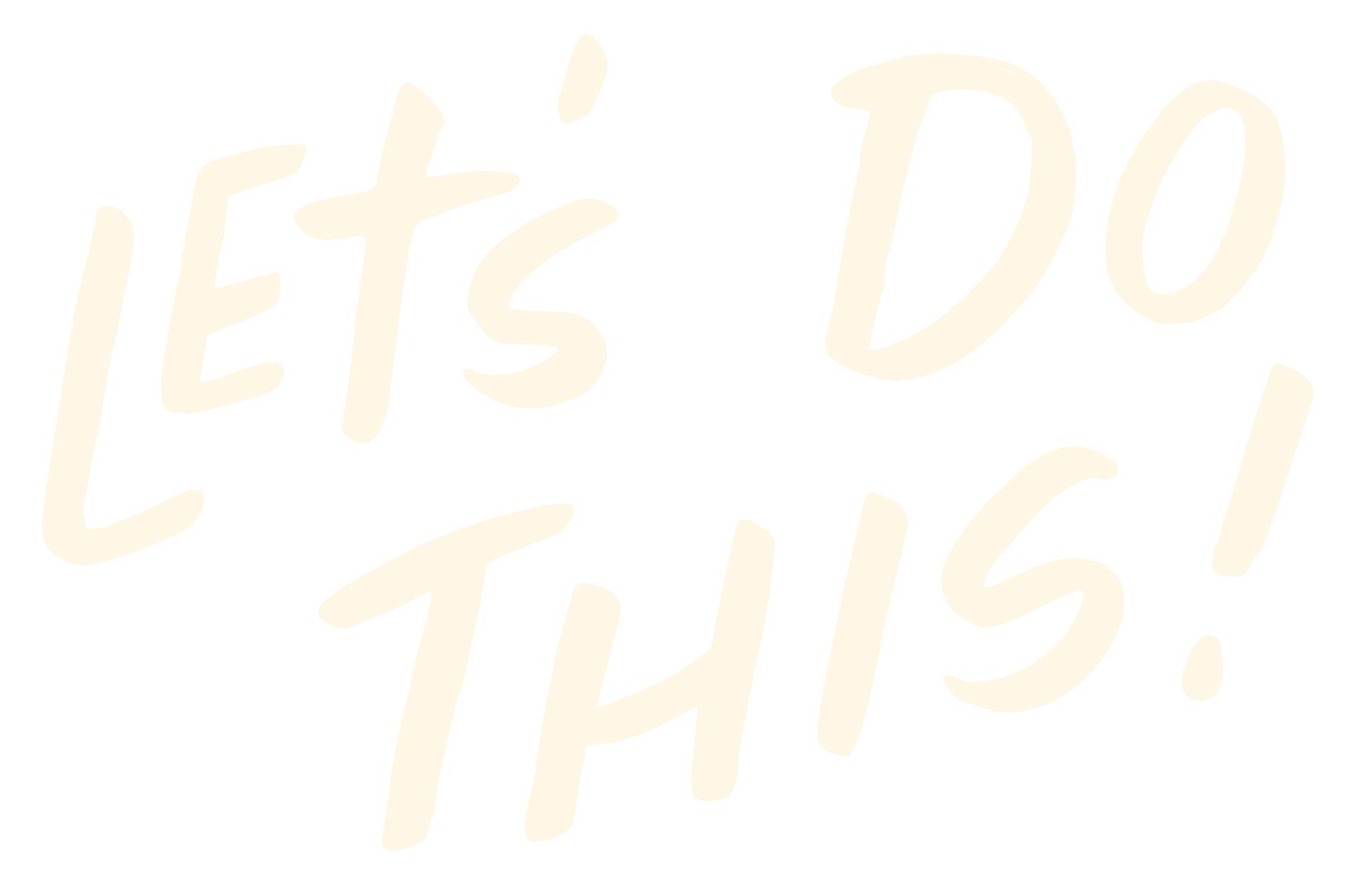 LetsDoThis